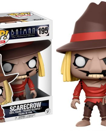 Funko POP! Batman Animated Series SCARECROW 195