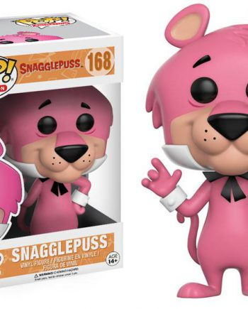 Funko POP! Animation SNAGGLEPUSS #168 Vinyl Figure