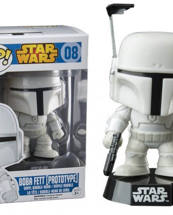 Funko POP! Star Wars BOBA FETT PROTOTYPE ARMOR 08