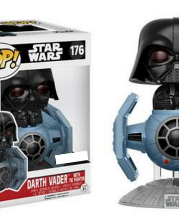 Funko POP! Star Wars DARTH VADER with TIE FIGHTER 176