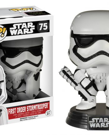 Funko POP! Star Wars FIRST ORDER STORMTROOPER 75