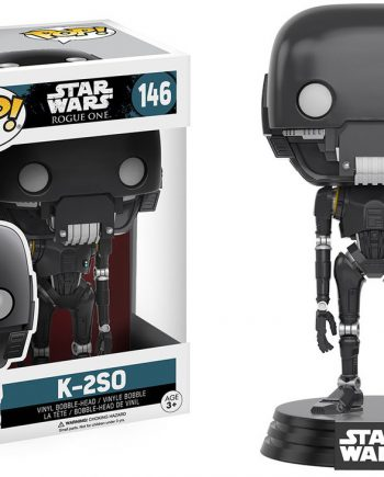 Funko POP! Star Wars Rogue One K-2SO 146 Vinyl Figure