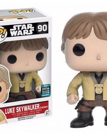 Funko POP! Star Wars LUKE SKYWALKER CEREMONY 90