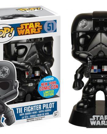 Funko POP! Star Wars TIE FIGHTER PILOT 51 NYCC 2015