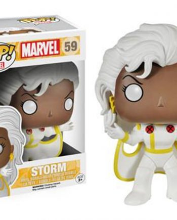 Funko POP! Marvel STORM 59 X-MEN Vinyl Figure (VAULTED)
