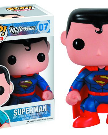 Funko POP! Heroes SUPERMAN NEW 52 DC Universe 07 Vinyl