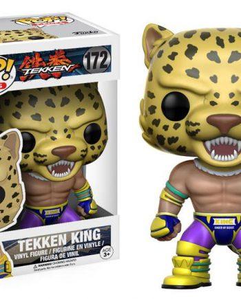 Funko POP! Games TEKKEN KING Tekken 172 Vinyl Figure