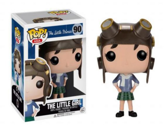 Funko POP! ASIA The Little Prince THE LITTLE GIRL 90