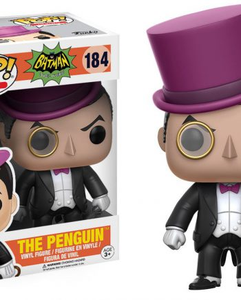 Funko POP! Batman TV Series 1966 THE PENGUIN 184