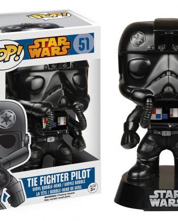Funko POP! Star Wars TIE FIGHTER PILOT 51 Vinyl Figure