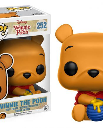 Funko POP! Disney WINNIE THE POOH Seated 252 Vinyl Figure