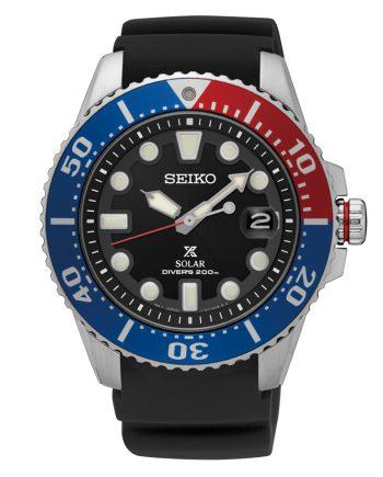 SEIKO Prospex Diver SNE439P1 Orologio Uomo Carica Solare