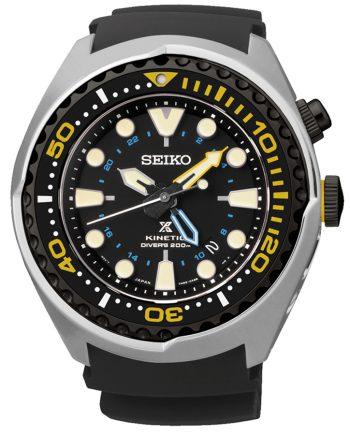SEIKO Prospex Kinetic GMT SUN021P1 Orologio Diver Uomo