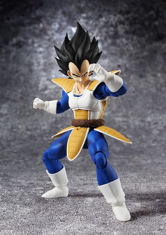 Bandai S.H. Figuarts VEGETA Action Figure 15cm