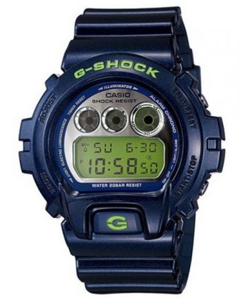 CASIO G-Shock DW-6900SB-2D Metallic Blue Orologio Digitale