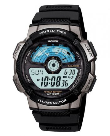 CASIO Collection AE-1100W-1A Orologio da Uomo Digitale
