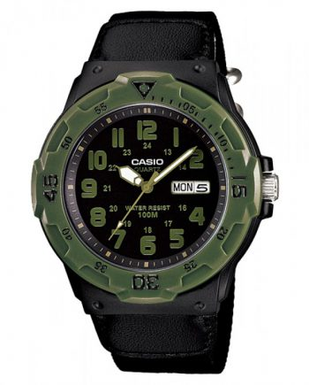 CASIO Collection MRW-200HB-1B Orologio Uomo Militare