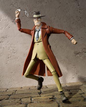 Bandai S.H. Figuarts INSPECTOR ZENIGATA Action Figure 15cm