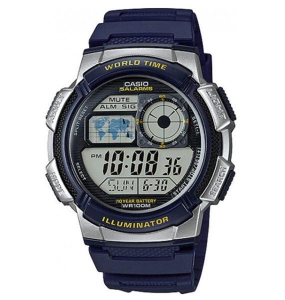 CASIO COLLECTION AE 1000W 2A A