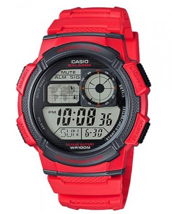 CASIO Collection AE-1000W-4A Orologio Uomo Digitale