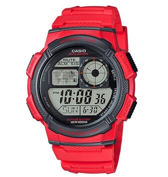 CASIO COLLECTION AE 1000W 4A A
