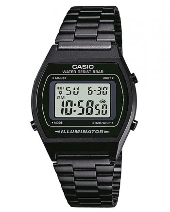 CASIO Collection B640WB-1A Orologio Unisex Digitale Vintage Style