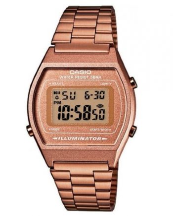 CASIO Collection B640WC-5A Orologio Unisex Digitale Vintage Style
