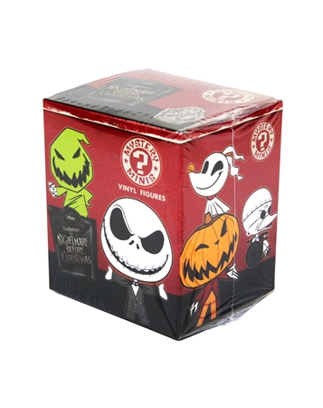 FUNKO MYSTERY MINIS DISNEY NIGHTMARE BEFORE CHRISTMAS A