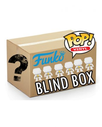 Funko POP! BLIND BOX Contenente 6 Personaggi Mystery Box