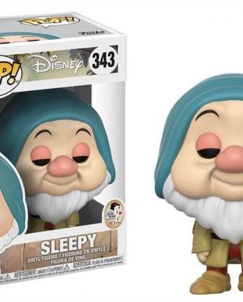 Funko POP! Disney Snow White SLEEPY (PISOLO) 343 Vinyl Figure