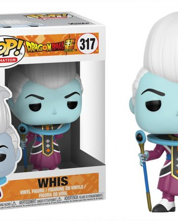 Funko POP! Animation Dragon Ball Super WHIS 317 Vinyl Figure