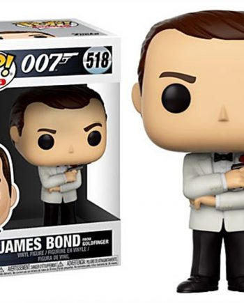Funko POP! Movies James Bond from Goldfinger (Sean Connery) 518