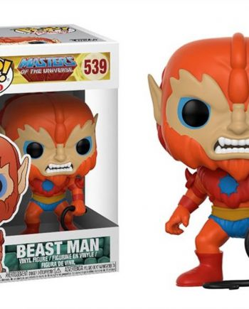 Funko POP! BEAST MAN 539 Masters of the Universe