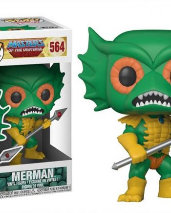 Funko POP! Television Masters of the Universe MERMAN 564