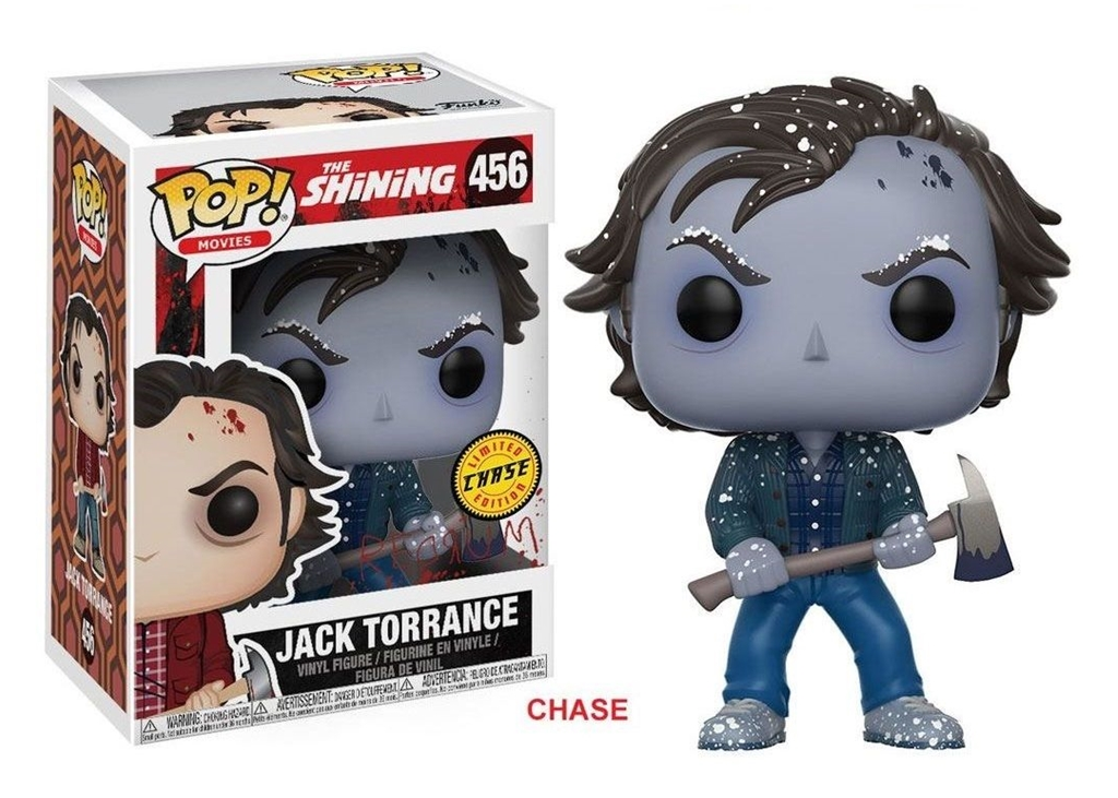 Funko Pop Movies The Shining Jack Torrance Chase Version 456