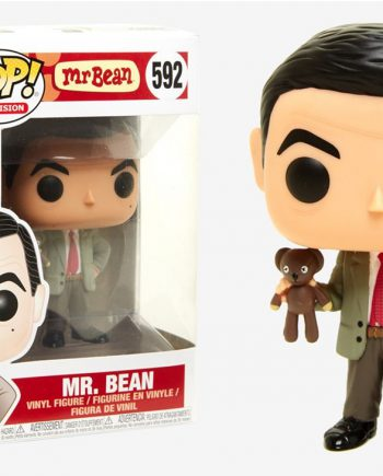 Funko POP! Television Mr. BEAN 592 Vinyl Figure