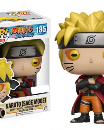 Funko POP! Animation NARUTO (SAGE MODE) 185 Exclusive Edition
