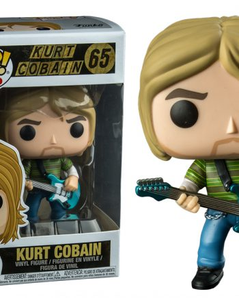 Funko POP! KURT COBAIN (Smells Like a Teen Spirit) 65
