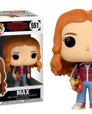 Funko POP! Television Stranger Things MAX (Skateboard) 551