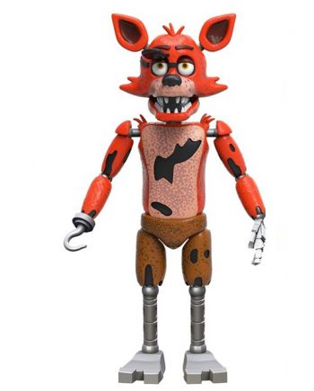 Funko Five Nights at Freddy's FOXY Action Figure Articulated