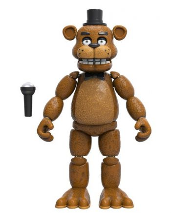 Funko Five Nights at Freddy's FREDDY Action Figure Articulated
