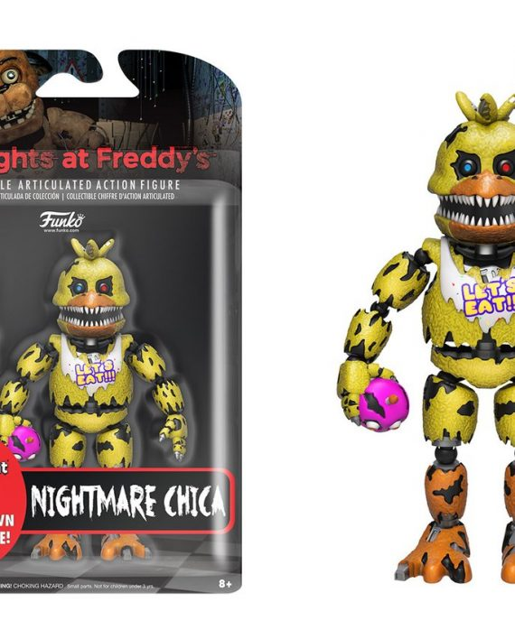 Funko Five Nights At Freddy's NIGHTMARE CHICA Action