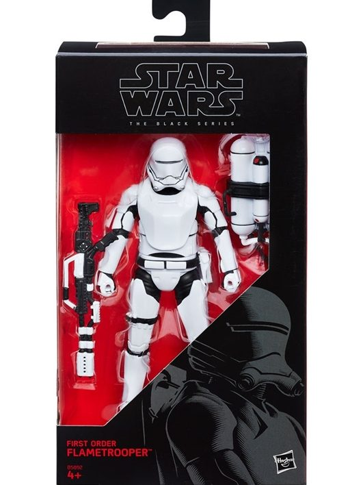 HASBRO BLACK SERIES FLAMETROOPER A