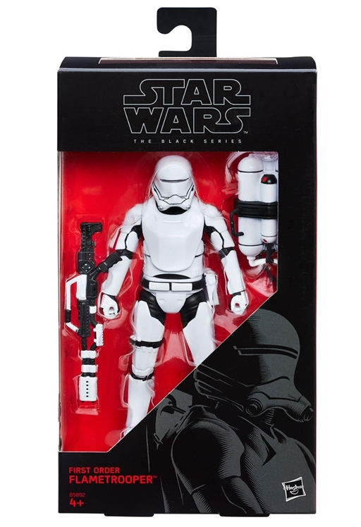 Star Wars Black Series FLAMETROOPER Action Figure HASBRO