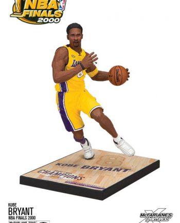McFARLANE Kobe Bryant NBA Finals 2000 Action Figure