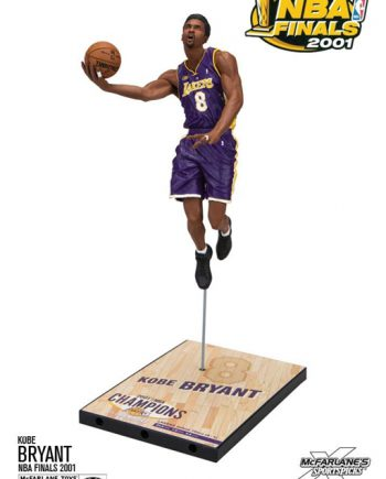 McFARLANE Kobe Bryant NBA Finals 2001 Action Figure