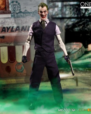 MEZCO Toys ONE:12 Collective THE JOKER Action Figure 18cm