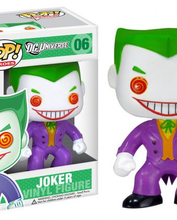 Funko POP! Heroes DC Universe THE JOKER 06 Vinyl Figure
