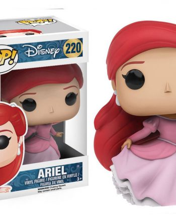 Funko POP! ARIEL DANCING 220 Disney The Little Mermaid