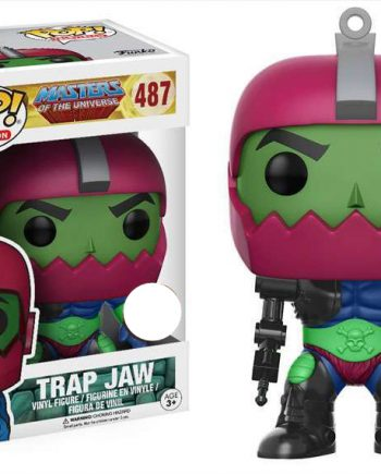 Funko POP! Masters of The Universe TRAP JAW 487 Figure